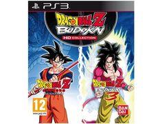 Jeu PS3 BANDAI NAMCO Dragon Ball Z Budokai HD Collection PS3