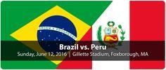Copa America 2016 Head To Head Brazil Vs Peru Preview Prediction Kick Off
