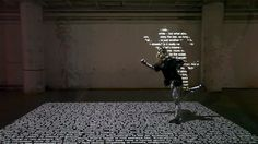 Interactive Shadows Made with Words - My Modern Metropolis