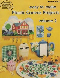 27-Easy-to-Make-Plastic-Canvas-Projects-Vol-2-Pattern-Booklet-ASN-3020-S-20