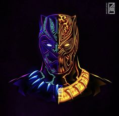 Black Panther x Killmonger Marvel Art, Marvel Heroes, Marvel Avengers, Marvel Comics, Batman Art, Black Panther Art, Black Panther Marvel, Super Anime, Pop Art Wallpaper