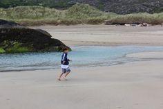 Najpiękniejsza plaża w Irlandii - recenzja Derrynane Beach, Caherdaniel…