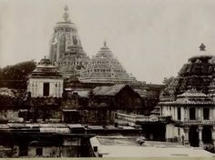 Here is a compilation of some very old photos and paintings of Jagannatha Puri, in Orissa. Many of these photos were taken by William Henry Cornish around Jagannath Temple Puri, Lord Jagannath, Old Pictures, Old Photos, Temple Drawing, Krishna Art, Krishna Leela, Hare Krishna, Nostalgic Images