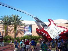 Disney's Rockin' Roller Coaster! With Aerosmith blasting in your ears!