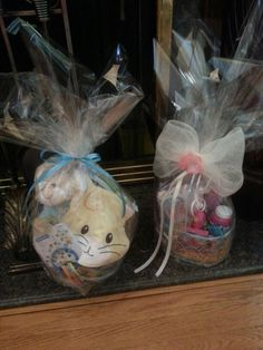 Easter basket for my godson 3 my homemade craftsgifts easter baskets negle Choice Image
