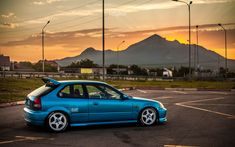 George's Honda Civic EK via Bodybeat.ru