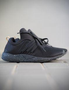 ARKK Copenhagen RAVEN AS1417-9909-M Black Sneaker