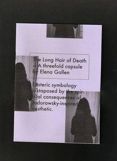 the long hair of death.
