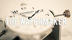 The Watchmaker by Dustin Cohen. Made in Brooklyn video series Brooklyn Film, Esl Lessons, Sample Essay, Make You Feel, How To Make, Photo Essay, Student Work, Storytelling, Craft Videos