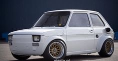 Proper Fiat My first car Fiat 126, Hot Rods, Car Polish, Fiat Abarth, Smart Car, City Car, Modified Cars, Car Manufacturers, Courses