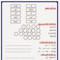 Arabic Alphabet, Learning Arabic, Worksheets, Literacy, Free Printables, Homeschool, Language, Classroom, Teaching