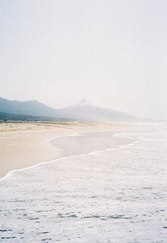 Fuerteventura #beach #sun #cactus #cactae #35mm #film #ishootfilm #analogue #landscape #photography #desert #sky