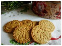 Spekulatius | Betty hobbi konyhája Soup, Cookies, Cake, Desserts, Almond Cookies, Crack Crackers, Tailgate Desserts, Deserts, Biscuits