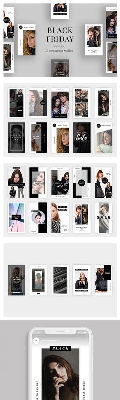 Instagram Story, Instagram Posts, Social Media Banner, Around The Corner, Banner Template, Black Friday, The Incredibles, Simple, Design