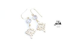 """JEWELRY COLLECTION SS/2015   EARRING 1490 THB. / 40 USD / 155 AED    Only one piece  Only one design in the world   CONTACT ORDER : INBOX FACEBOOK  EMAIL ORDER : handicrafts.order@gmail.com BUY IN ONLINE STORE NOW !   فاتن / FATIN FASHION AND JEWELRY BRAND   '' ALL PRODUCT IS DIY HANDMADE HOMEMADE """""""