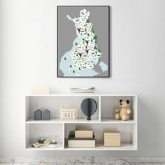 Siirry tuotteeseen Helsinki, Floating Shelves, Posters, Home Decor, Decoration Home, Room Decor, Wall Shelves, Poster, Home Interior Design