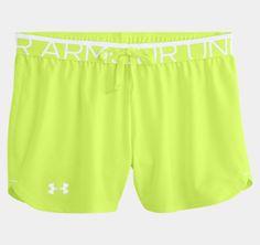 Women's UA Play Up Shorts