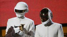 Daft Punk get lucky at Grammy Awards