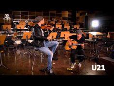"""David Garrett & Marcus Wolf spielen """"Midnight Waltz"""" live- BR-KLASSIK - YouTube"""