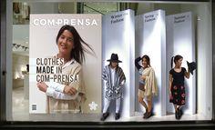 CLOTHES MADE IN COM-PRENSA  #comprensa #fashion #magazine #montra #revista #loja #modelo #moda #spring #winter #summer #clothes #made #photooftheday #fashionoftheday #portugal #barcelos