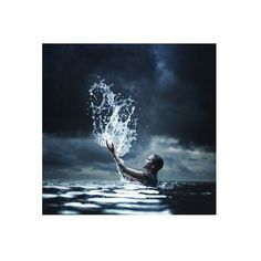The Water-bender via Polyvore | Polyvore found on Polyvore featuring backgrounds, pictures, photo, powers and people