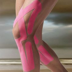 SpiderTech Kinesiology Tape (Full Knee)