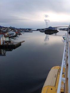 Brønnøysund.