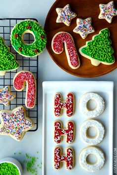 The Best Cutout Sugar Cookies from justataste.com #recipe