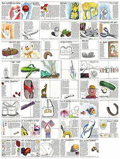 Kbaldos Illustrated Journal by Parka81, via Flickr