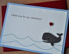 I love coming up with these little play on words lately! This one is especially cute! #whaleyou?