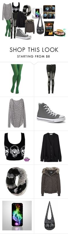 """Breakfast club?? More modern??"" by immajuststayme ❤ liked on Polyvore featuring Boohoo, Helmut by Helmut Lang, Converse, Organic by John Patrick, Roxy and modern"