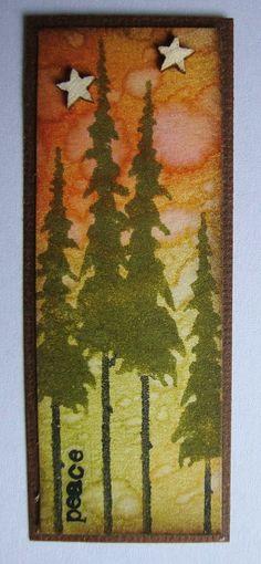 *Majos Art*: Trees at MOO MANIA!