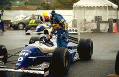 damon hill 1994 | Damon Hill | Michael Schumacher (Japan 1994) by F1-history