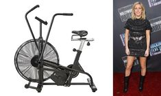The exercise bike loved by celebs that burns 80 calories a MINUTE #ExerciseBikes