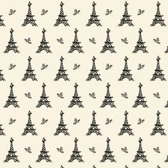 Springs Creative Fabric Eiffel Towers Quilting Fabric /