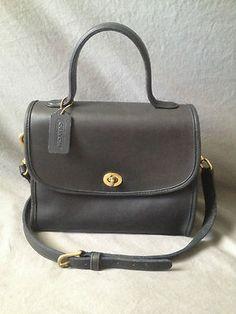 Coach Manor Bag