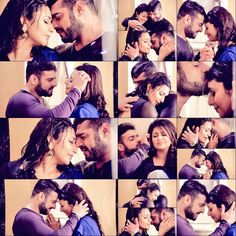 Divan Chemistry is perfection  The sexiness of this scene is magical #IshraRomance Such passion, love & intensity