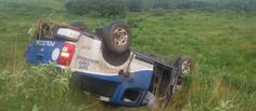 Viatura do DPT de Alagoinhas capota na BR-101; Duas pessoas ficaram feridas http://ift.tt/2uEt0Fm