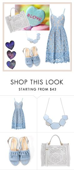 """""""Untitled #12"""" by berinakadric ❤ liked on Polyvore featuring Bionda Castana and Dolce&Gabbana"""