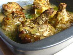 Italian Style, Artichoke, I Love Food, Veggie Recipes, Entrees, Side Dishes, Pork, Veggies, Food And Drink