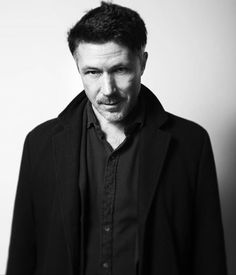 Aidan Gillen photographed for Winter 2016 Irish Tatler Man magazine. Credit : Hazel Coonagh.