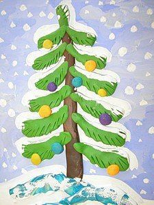 Winter Crafts For Kids, Art For Kids, Clay Projects, Projects For Kids, Paper Crafts, Diy Crafts, Illustrations And Posters, Elementary Art, Teaching Art