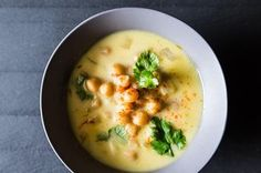Heidi Swanson's Chickpea Stew with Saffron, Yogurt, and Garlic Recipe on Food52 recipe on Food52