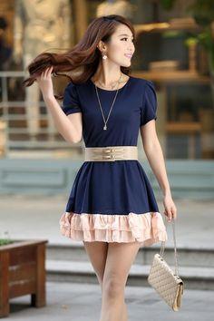 Resultado de imagen para vestidos cortos y elegantes