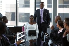 "Octavia Spencer and Anthony Mackie in ""Black or White"""