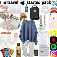 Travel Packing Checklist, Packing List Beach, Road Trip Packing List, Road Trip Hacks, Packing Lists, Road Trip Checklist, Europe Packing, Traveling Europe, Backpacking Europe