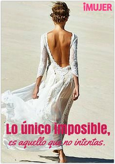 #Frases Lo único imp