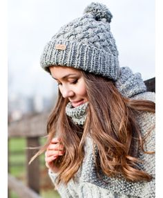 Knitted Hats, Crochet Hats, Winter Hats, Knitting, Addiction, Fun, Shopping, Grey, Fashion