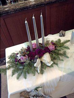 ムーンダスト クリスマス テーブル装飾