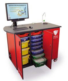 mobile teacher cart - Google Search